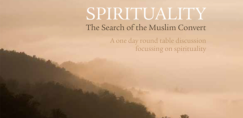 Spirituality. The Search of the Muslim Convert