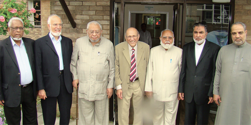 Trustee Celebrate 40 years of Da'wah Activities