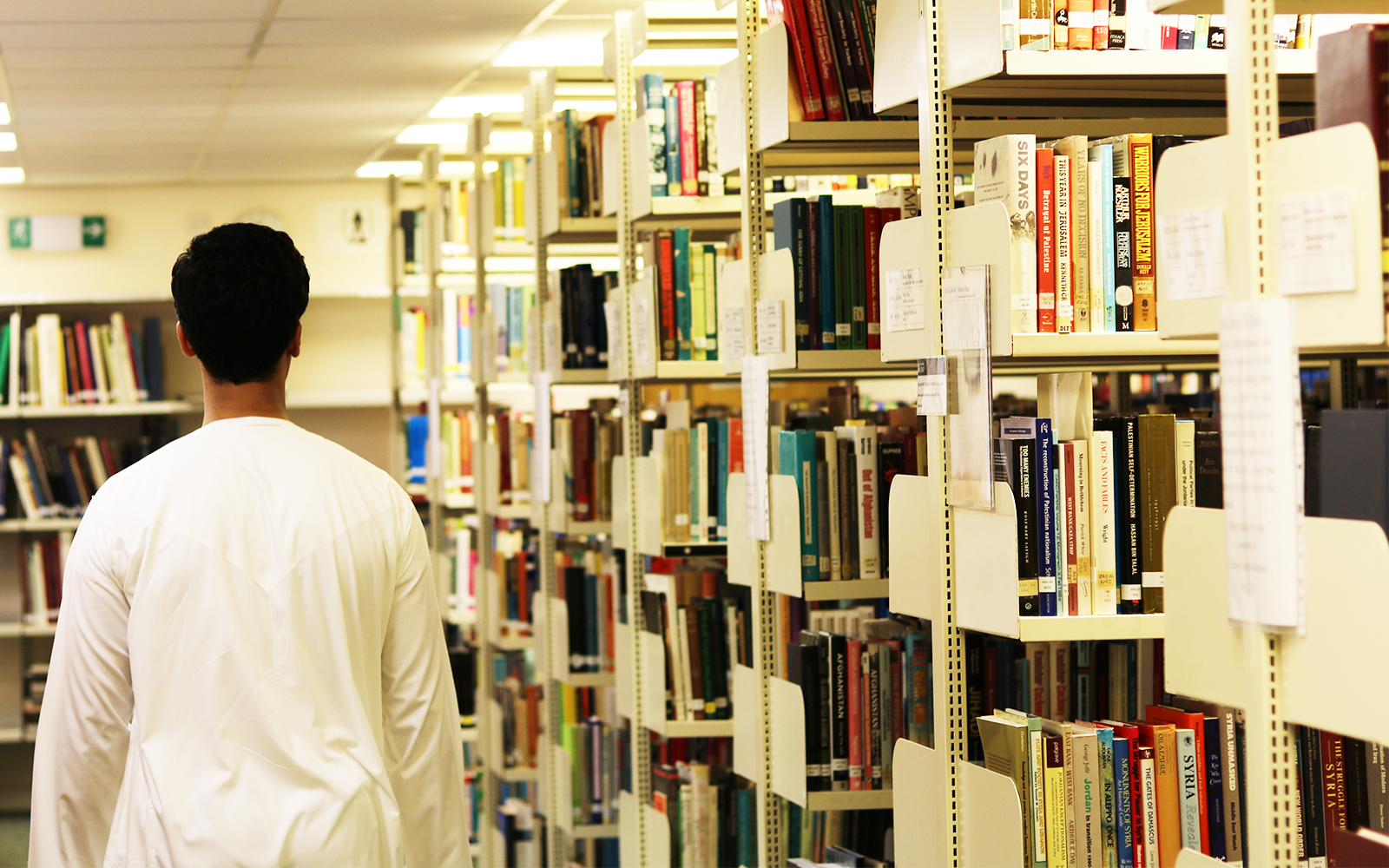 Library_at_The_Islamic_Foundation_1