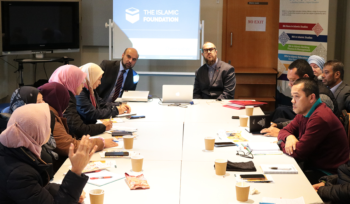 Malaysian_Government_Officials_Visit_Islamic_Foundation_10